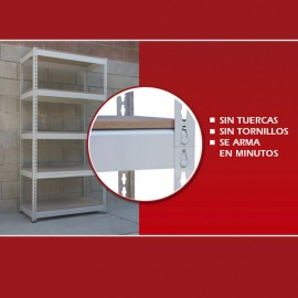 Modular Power 0,91x0,45x1,83 Acero A/330