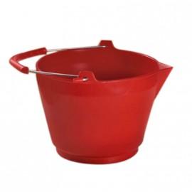 Balde Multiuso Rojo Voss 2000