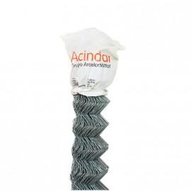 Tejido 150-63-14x15mts.romboidal Acindar