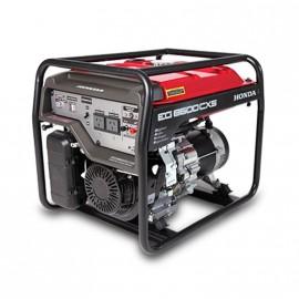 Generador Honda Eg 6500 4t 11,7 Hp 5,0 Kva /arranque Eléct.