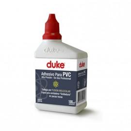 Adhesivo Para  Pvc  100cc    A.002  Duke