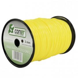 Hilo Bord.coner 3,0 X1kg Redondo Amarill