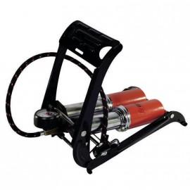 Inflador A Pedal Dble. C/man. Coner