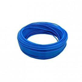Cable Unip. 4mm Azul Trefilcon  R X 100