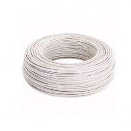 Cable Unip. 4mm Blanco Trefilcon