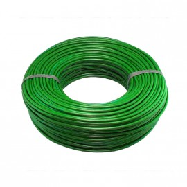 Cable Unip. Dgf 2,5mm Verde Bob. X 300m.
