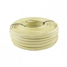 Cable Env. 2x1,0mm Marfil Trefilcon