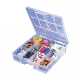 Caja Replast Organiz.  9 Div. Ut118-