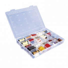 Caja Replast Organiz. 25 Div. Ut12