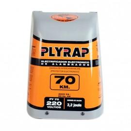 Electrificador  220volt - 70km   Plyrap