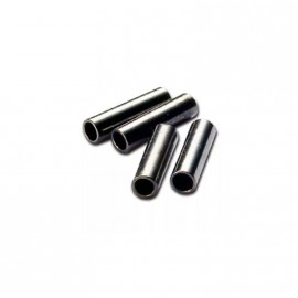 Tubito Leader 2,4mm X100 Pcs. 8mm Bigua