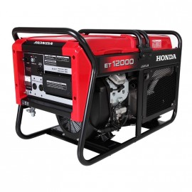 Generador Honda Et12000 4t 20 Hp 11 Kva Trif/mono Ar Elec
