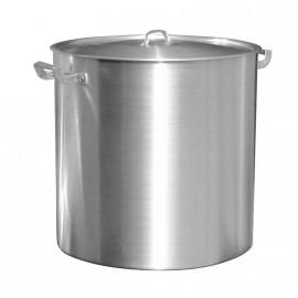 Olla N°32/26ltrs Gastro. Aluminio Bermon