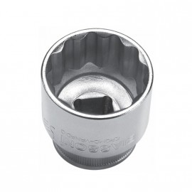 Tubo 1/2 12pt.  17mm Biassoni
