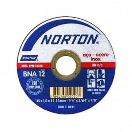 Disco 229.0x2.0x22.22 Bna 22 Norton A/inox