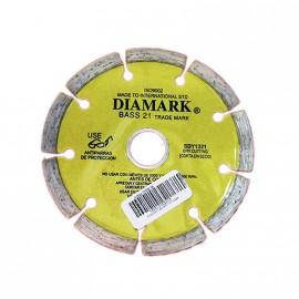 Disco Diam.laser Amarillo Sdy115 Diamark