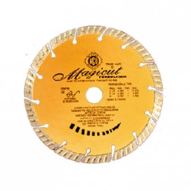 Disco Diam.turbo Amarillo Tdy230 Diamark