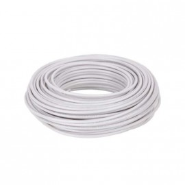 Cable Unip. Dgf 4mm Blanco X250
