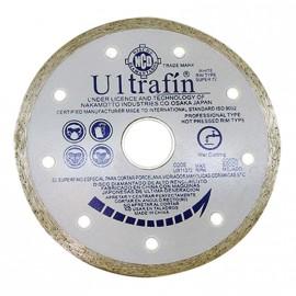 Disco Diam.liso 180 Ultrafin  Ncd Porcelanato