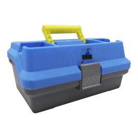 Caja Bigua Pesca  Mod.93041 Con 2 Bandejas Organiz.