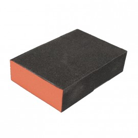 Esponja Lijadora Gr180 Roja Coner