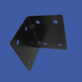 Conector Igual  42x70x70 Negro A/515  Sc