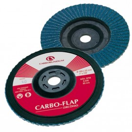 Disco Flap 180x22 G.120 Carb.