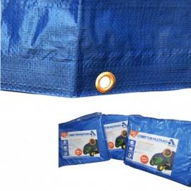 Cobertor 5x6m Mult.azul Agror