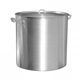 Olla N°28/18ltrs Gastro. Aluminio Bermon