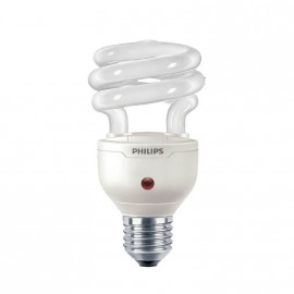 Lamp. Twister Sensor 15w Luz Calida
