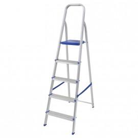 Escalera Alum.nº5 - 1,50mt - 5 Esc. Mor