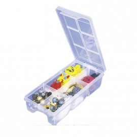 Caja Replast Organiz. 6 Div. Ut117