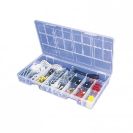 Caja Replast Organiz. 17 Div. Ut119