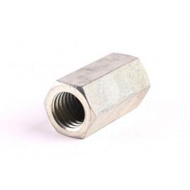 Cupla 7/16-11mm P/varilla Galvan Gn