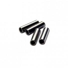 Tubito Leader 2,2mm X100 Pcs.10mm Bigua
