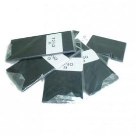 Cristal Rectangular Tono 10