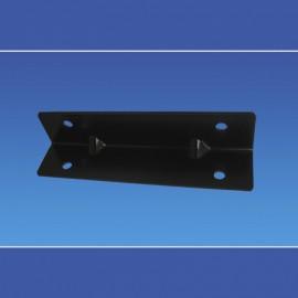 Conector Ang.190x30x30mm Negro A/514