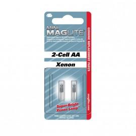 Foco Maglite Mini 2aa Xenon Bl.x2