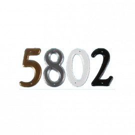 Numero Met. Alum. 5 Sc