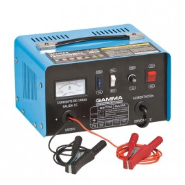 Cargador De Bateria Port. 6a G2704ar Gamm
