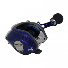 Reel B.perf. Spear Dm-120a 11+1bb Der Azul 6.3:1 Bigua