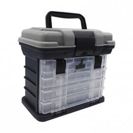 Caja Bigua Pesca Mod.9330 Con 4 Organizadores