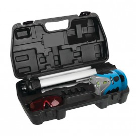 Nivel Laser Rotativo C/valija Y Tripode 30mts. Gamma G19903ar
