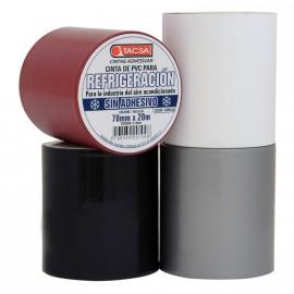 Cinta P/refrigeracion C/adhesivo Bco 70x20x0.10mm