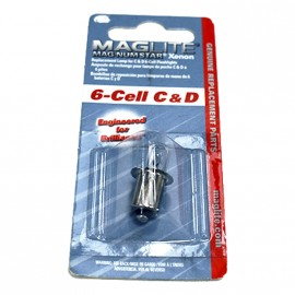 Foco Maglite Xenon 6 E P/linterna