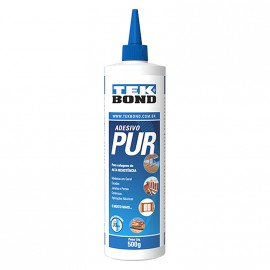 Adhesivo Poliuret. Pur 500gr Marron